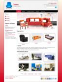 Сайт - продажа мебели